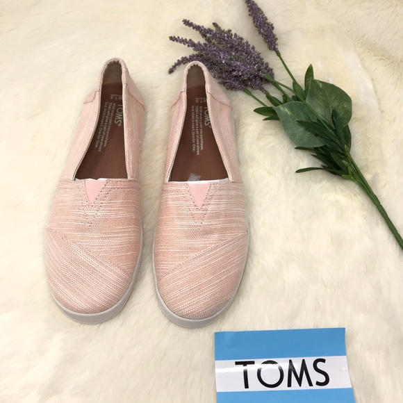 3f291ef7c94 TOMS Avalon Slip On in Bloom Slubby Cotton. M 5c6f64e31b3294942c8a9807